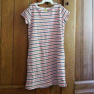 J. Crew Dresses - A striped dress